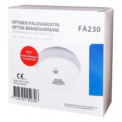 OPTINEN PALOVAROITIN FA230 230VAC